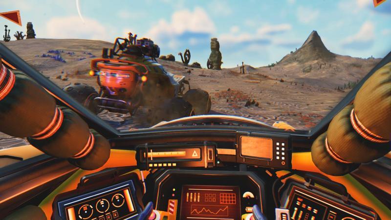 No Man's Sky : le jeu le plus décevant de 2016 en passe de devenir la killer App de la VR ? - 6