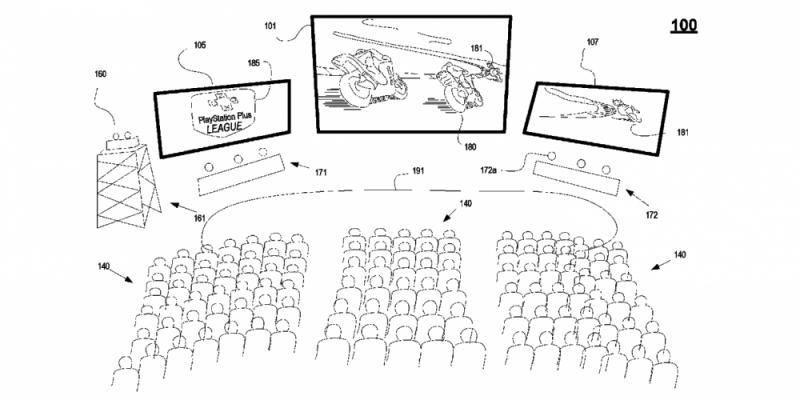 Esports : Sony dépose un brevet pour voir les tournois en VR ! - 2