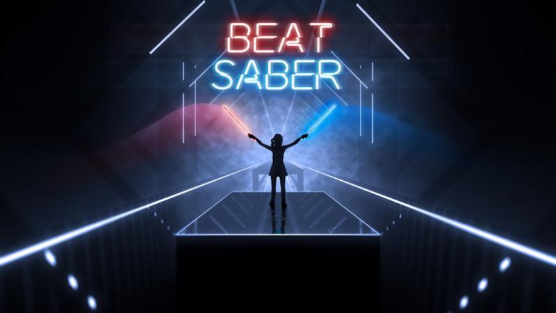 Test - Beat Saber : StarWars VR en musique  - 13