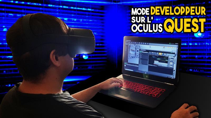 Tuto vidéo : comment activer le mode développeur sur l'Oculus Quest ? - 2