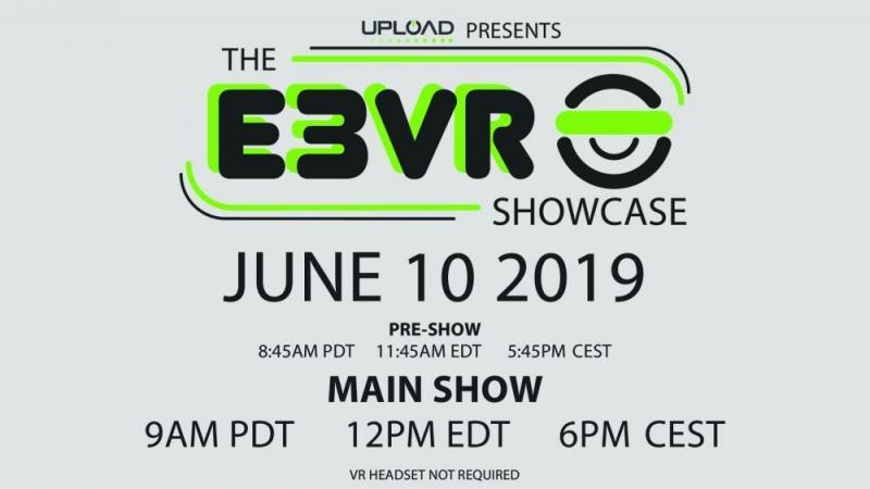 L' E3 spécial VR c'est aujourd'hui à 18H - 2