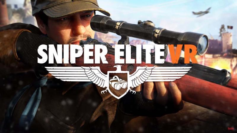 Du gameplay pour Sniper Elite VR - 2