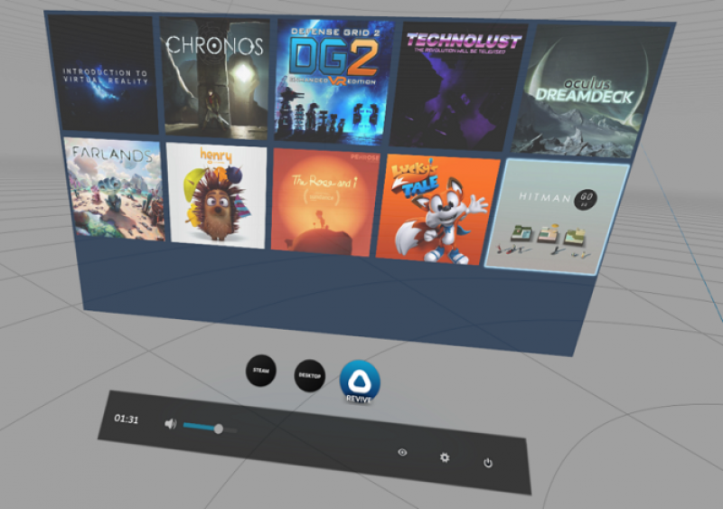 Oculus Quest : Oculus force le retrait sur Virtual Desktop de la fonction de streaming de SteamVR - 4