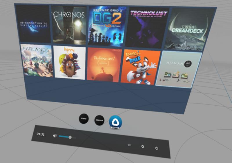 Oculus Quest : Oculus force le retrait sur Virtual Desktop de la