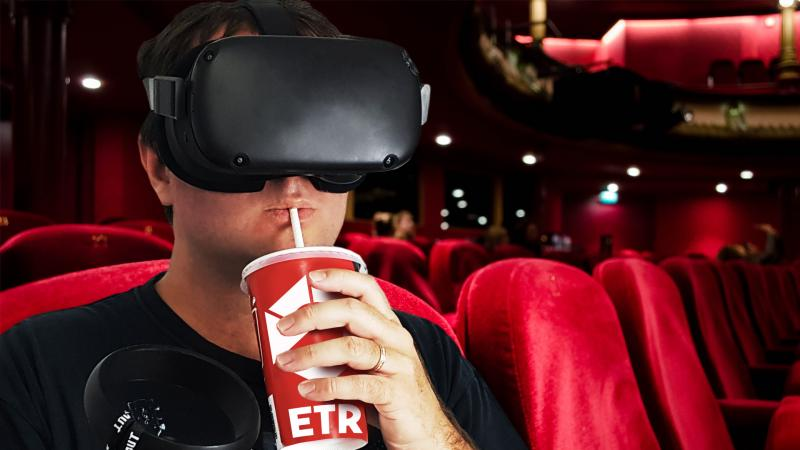 Dossier vidéo : Quelles applications vidéo sur l'Oculus Quest ? Netflix, Skybox, BigScreen, YoutubeVR et plein d'autres ! - 2