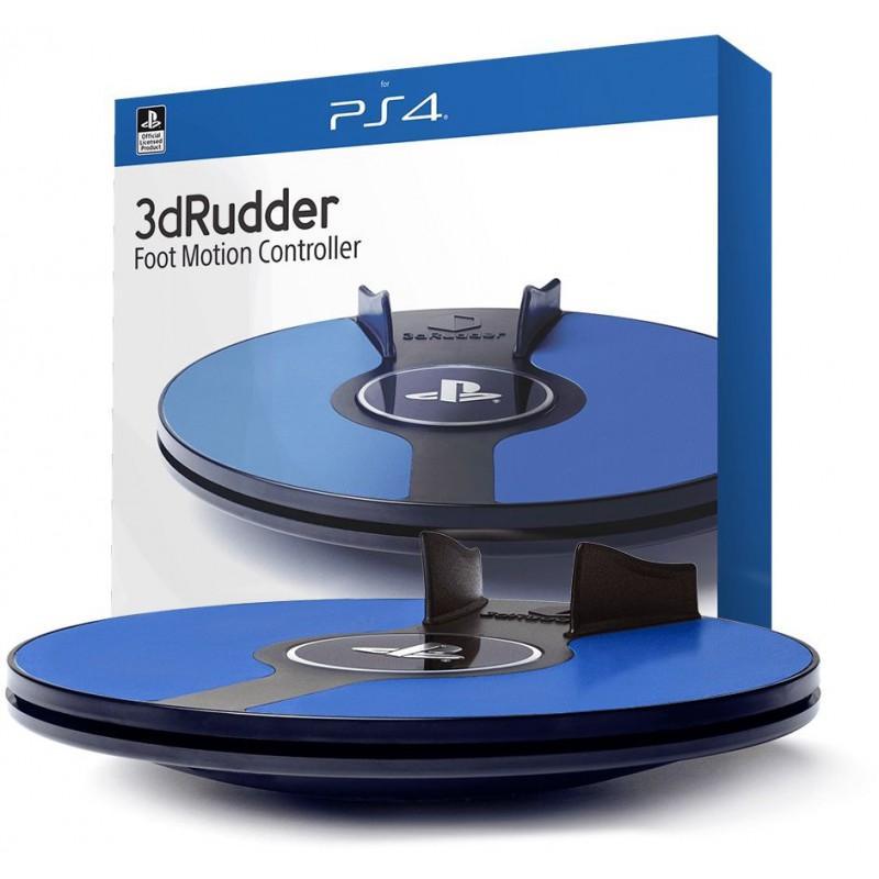 Le 3dRudder est de sortie sur PlayStation VR ! - 2