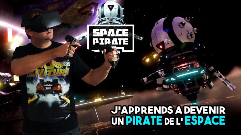 Vidéo-test : Space Pirate Trainer sur l'Oculus Quest ! (Let's Quest 013) - 2