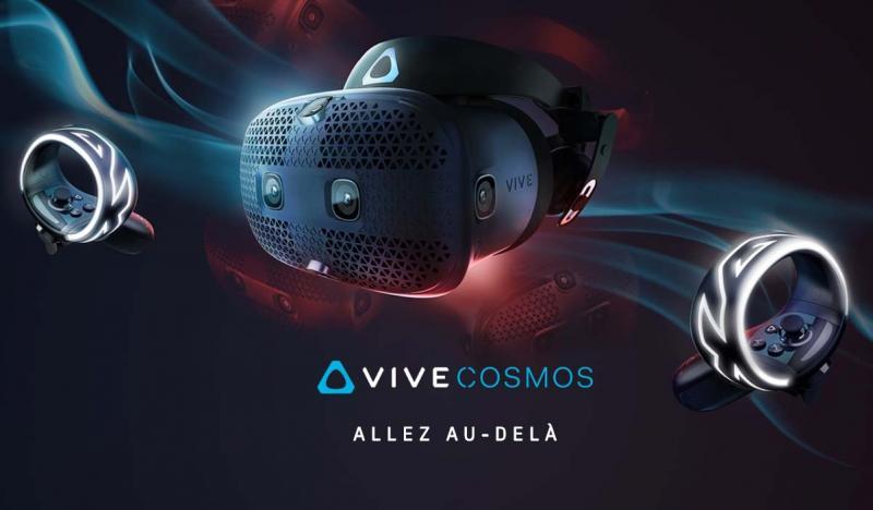 Vive Cosmos : design final et premières infos - 2