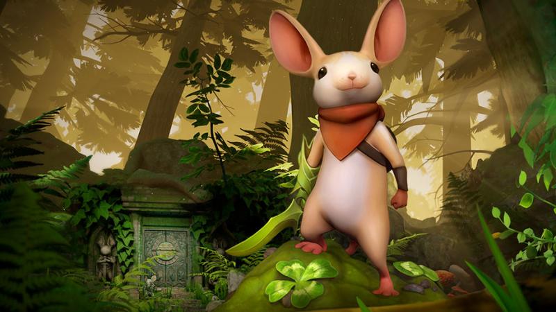 Moss, le DLC gratuit disponible sur toutes les plateformes. - 2