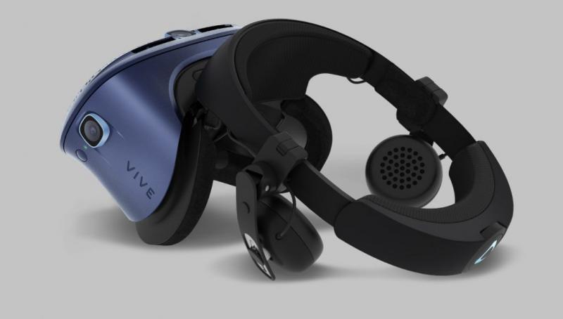 Vive Cosmos : résolution, cadence et lentilles - 2
