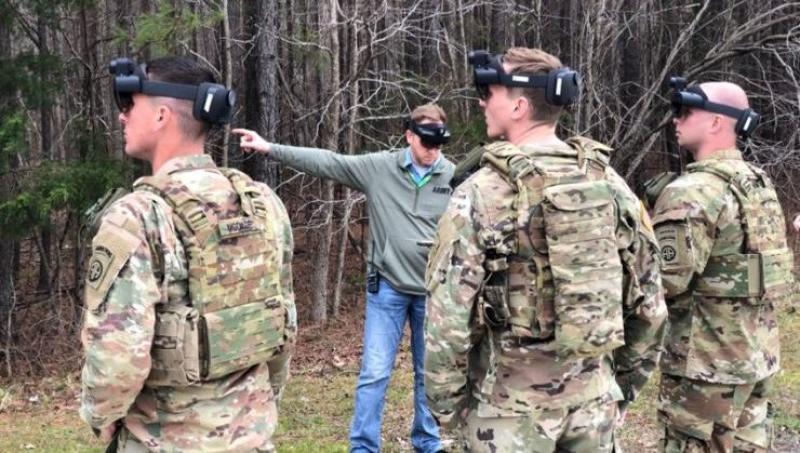 Le Pentagone s'intéresse à la VR pour former des soldats à la guerre nucléaire - 4
