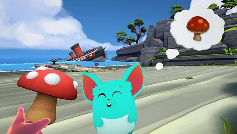 Oculus Quest : le tout mignon Raccoon Lagoon est dispo - 2