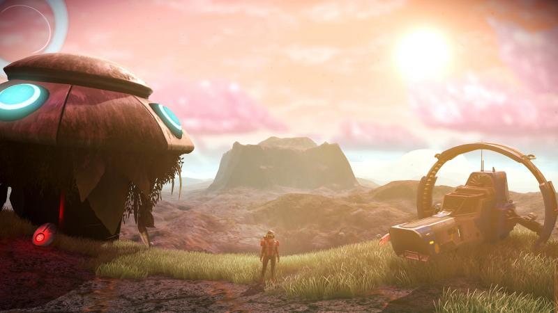 No Man's Sky en promo 50% et bientôt en VR - 2