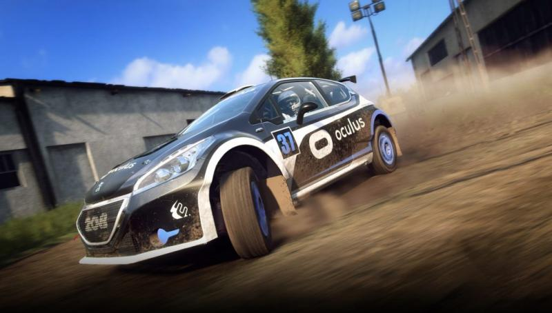 Dirt Rally 2.0 VR dispo sur Rift, Index et Vive - 2