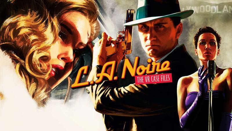 """LA Noire """"The VR case files"""" se dirige vers le PSVR - 2"""
