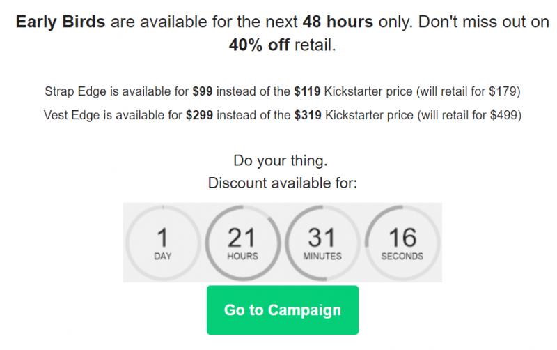 Woojer Edge : le Kickstarter est lancé - 4