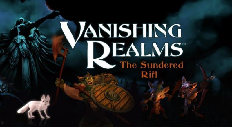 Vanishing Realms : the sundered rift le DLC disponible dès ce soir ! Pour 9.99€ - 2