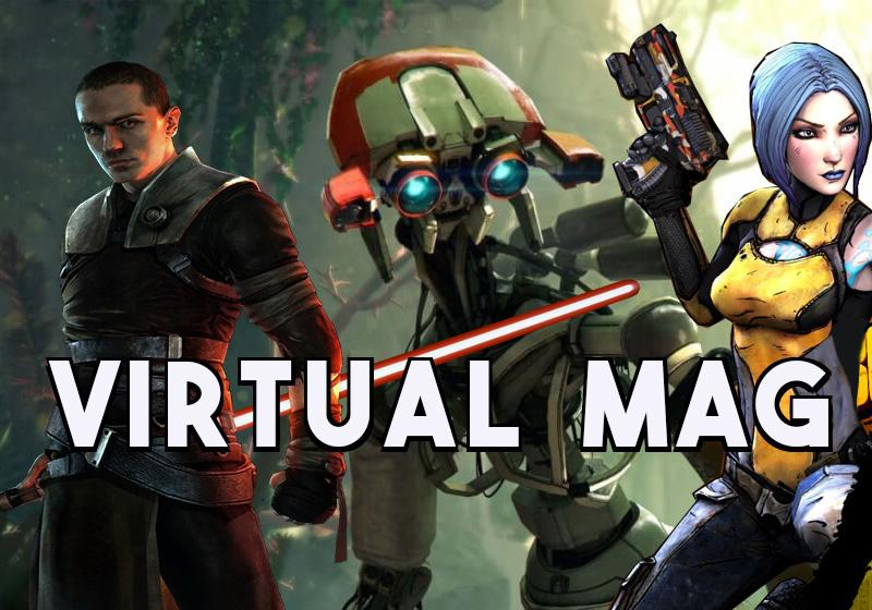 WestWorld, Borderlands 2, Star Wars, Insomniac, c'est le VirtualMag de la rentrée - 2