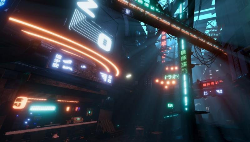 Kickstarter : Low Fi - l'Open World Cyberpunk lance sa campagne - 2