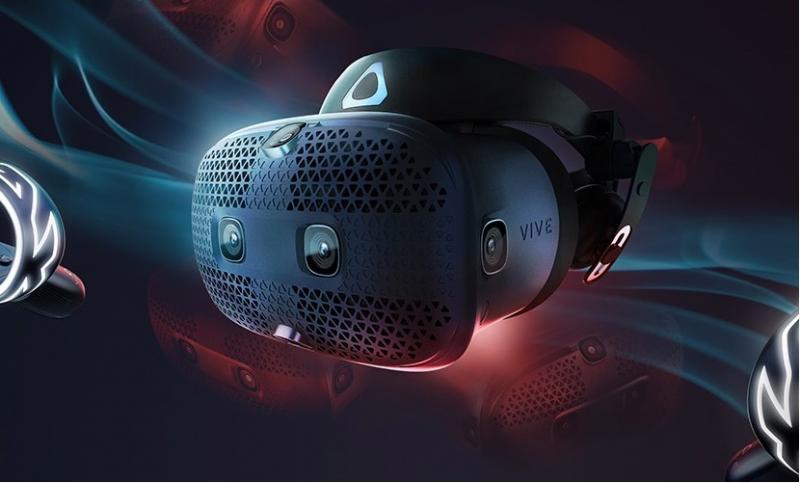 Vive Cosmos : FOV, prix, lentilles, modding, sans fil, tout ce que l'on sait du casque d'HTC - 2