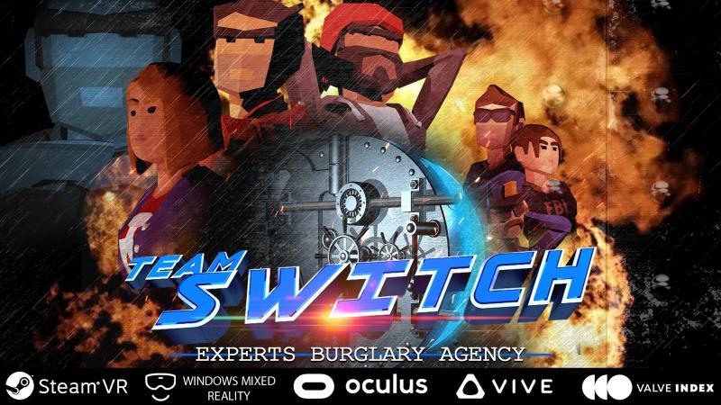 Kickstarter : Team Switch, le jeu de cambriolage VR en CO-OP asynchrone a lancé sa campagne - 2