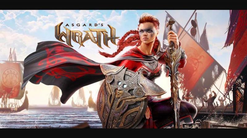 Asgard's Wrath est de sortie aujourd'hui - 2