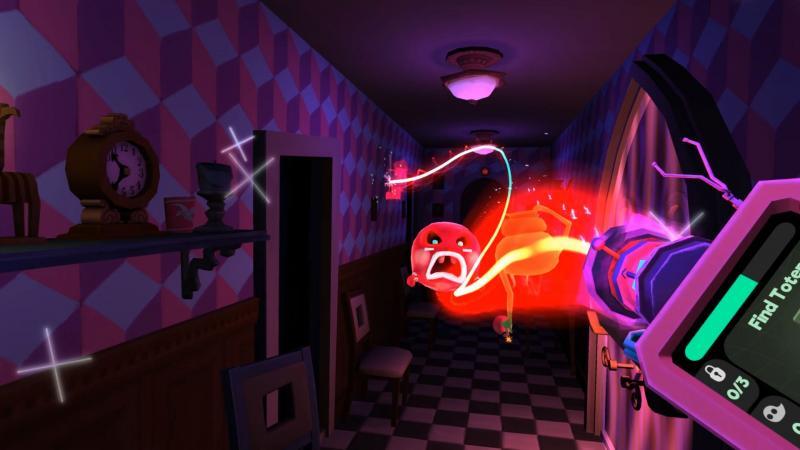 Jouer à Ghostbusters (SOS Fantômes) en VR avec Spectro - 2