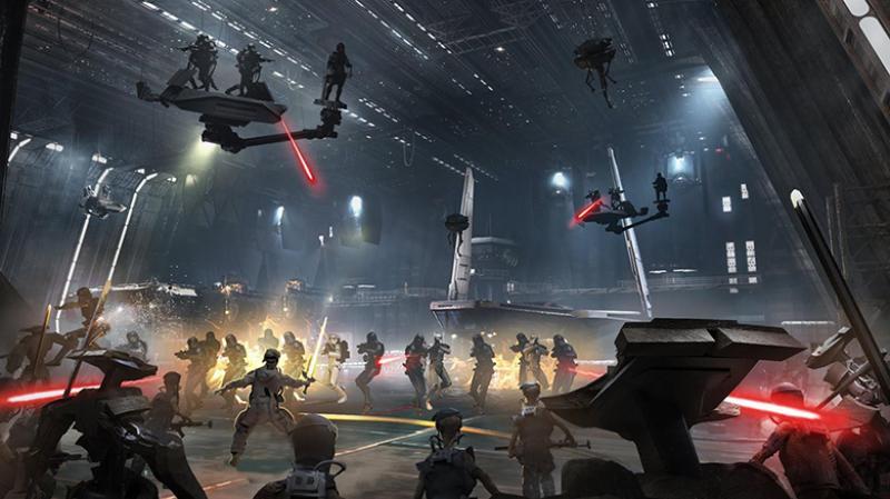 Vader Immortal Episode III : suite et fin le 21 novembre - 6