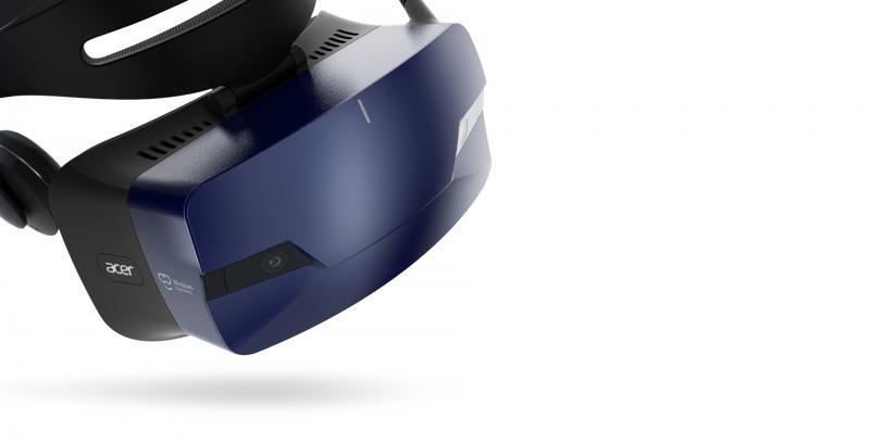 OJO 500 : le casque Windows MR de ACER enfin disponible à la vente - 2