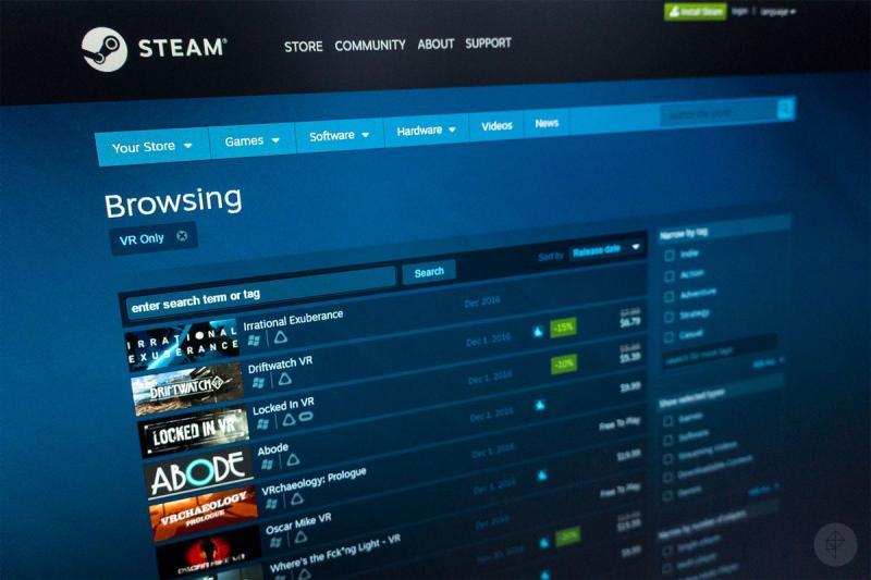 SteamVR : le Vive revient en force sur la plateforme - 2
