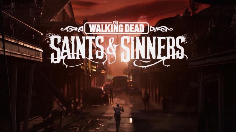 Une nouvelle vidéo dans les coulisses de The Walking Dead Saints & Sinners - 2