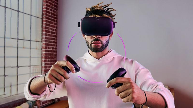 """Mark Zuckerberg : """"L'adoption de la réalité virtuelle/augmentée prend plus de temps que prévu"""" - 4"""