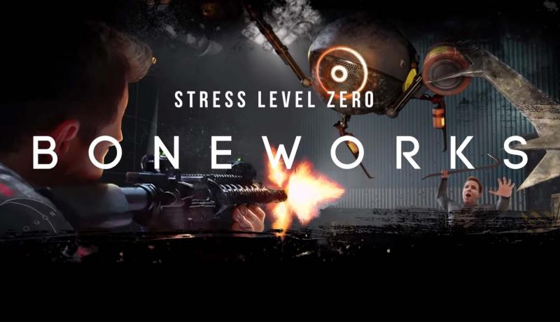 Boneworks, le FPS VR de Stress Level Zero arrive enfin ! - 2