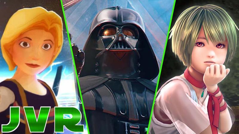 Vader Immortal 3, Nvidia Ampere RTX 3000, Dr Who, Pistol Whip, le JVR est de sortie ! - 2