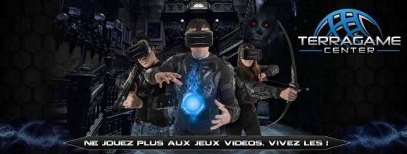 Terragame Center à Paris Sud - l'hyper réalité virtuelle - 2