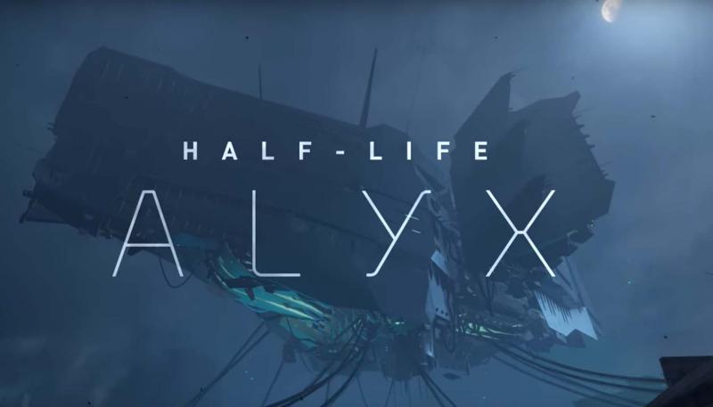 Le premier AAA de Valve en VR, Half-Life Alyx, se présente en vidéo  - 2