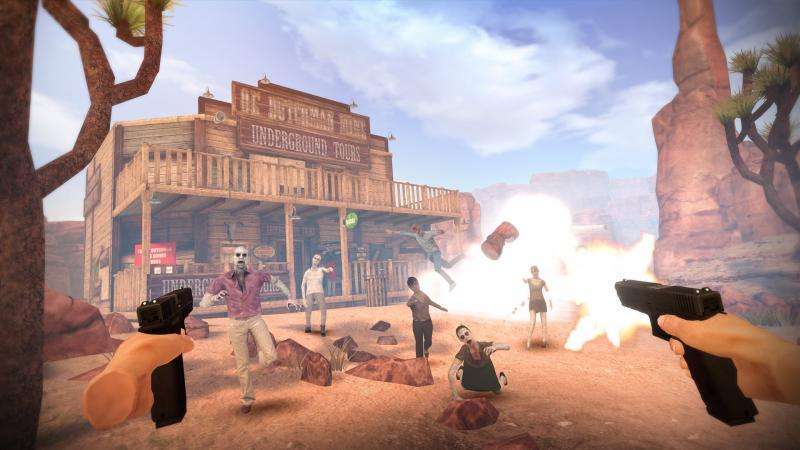 Arizona Sunshine débarque sur l'Oculus Quest le 5 décembre - 2