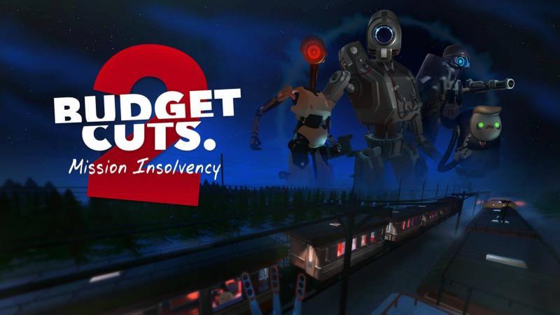 Budget Cuts 2: Mission Insolvency : une nouvelle bande-annonce du jeu d'infiltration au pays des robots - 2