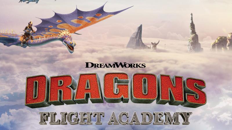 DreamWorks permet de voler sur des Dragons en Réalité Virtuelle 4D - 2