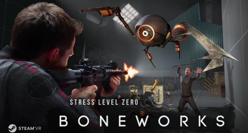Boneworks a rapporté environ 3 millions de dollars lors de sa première semaine - 2