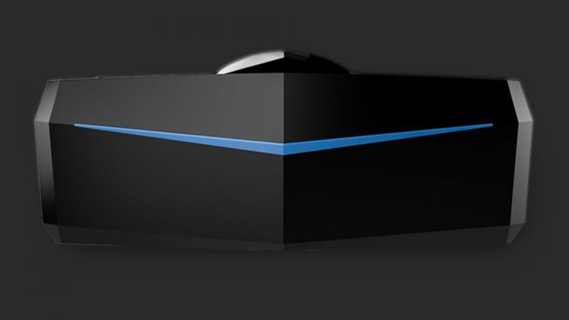 CES 2020 : Artisan est un casque Pimax moins cher avec un champ de vision de 140° - 2