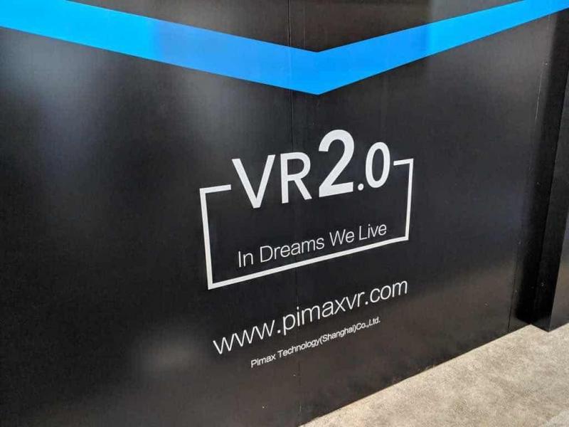 CES 2020 : Artisan est un casque Pimax moins cher avec un champ de vision de 140° - 7