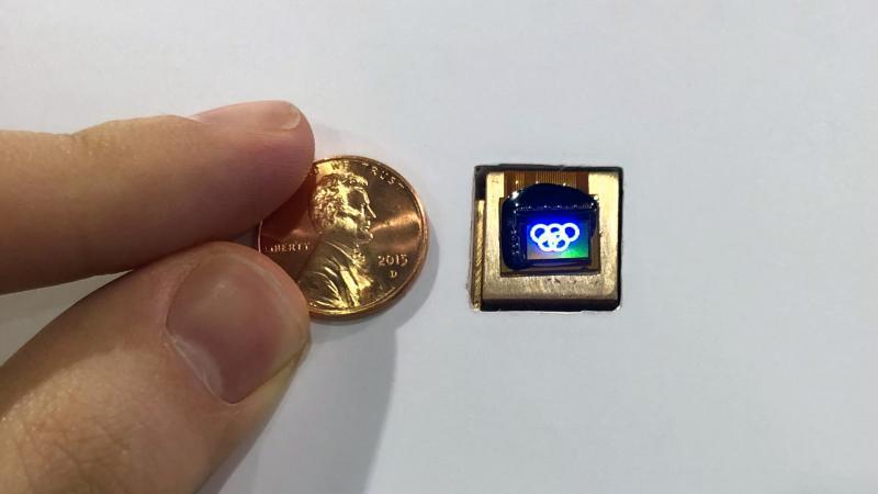 CES 2020 : JBD présente un micro écran LED pour l'AR/VR avec une luminosité de 3 000 000 de nits - 2