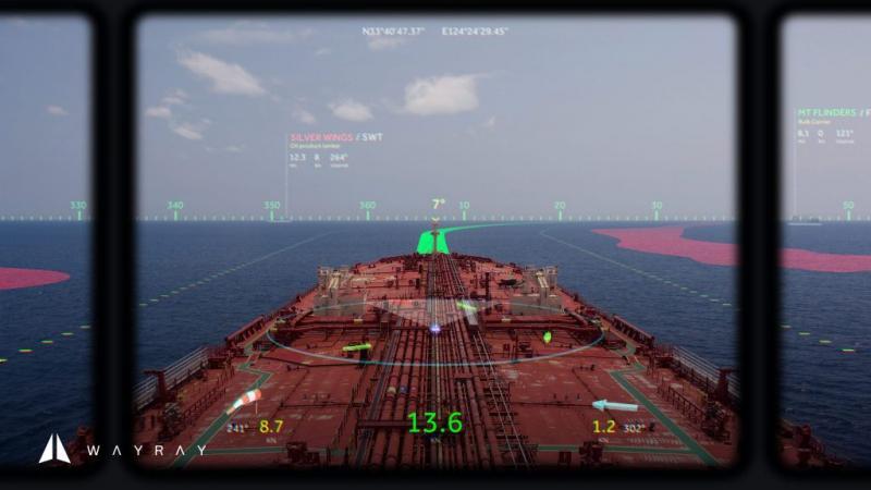 CES 2020 : WayRay dévoile son premier écran AR holographique en couleur - 6