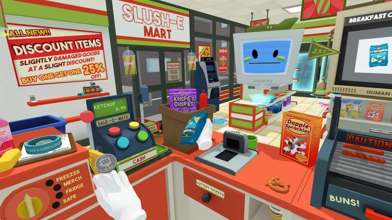 Job Simulator s'est vendu à plus d'un million d'exemplaires  - 2