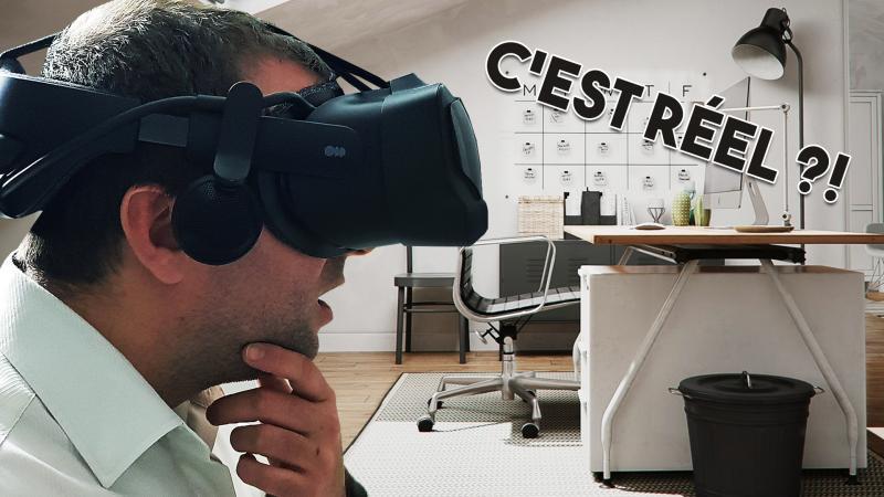 Vidéo : LE PHOTORÉALISME EN VR! Test des démos LES PLUS BELLES du moment sur PC VR et Oculus Quest ! - 2