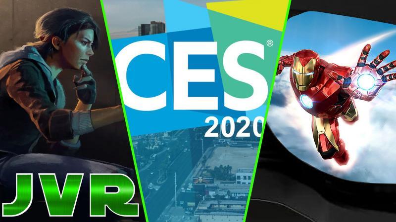 Half-life, Iron man VR, Chilldex, Pimax Artisan, CES 2020, Ecran JBD, NextMind, Carly (#JVR 008) - 2