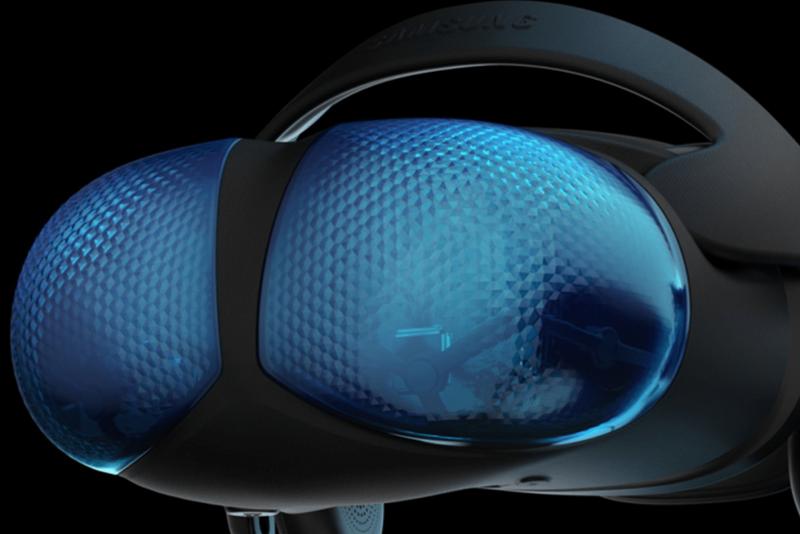 Un nouveau casque VR apparaît dans des brevets Samsung - 2