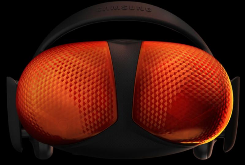 Un nouveau casque VR apparaît dans des brevets Samsung - 4