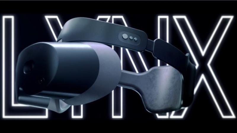 LYNX dévoile son nouveau casque VR / AR autonome destiné aux professionnels  - 2